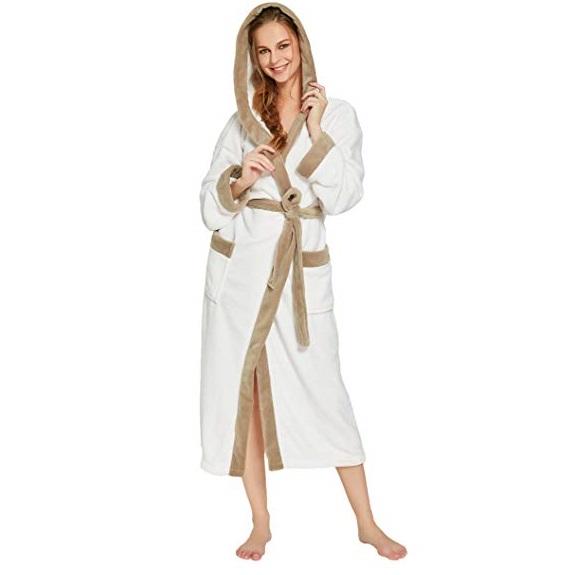 Marca IRIS /& LILLY Pijama de Felpa Mujer