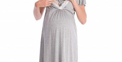 batas para embarazada o dar de lactar