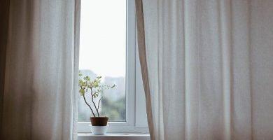 como lavar las cortinas en la lavadora